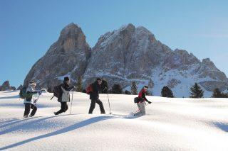 Taubers Wanderhotel Schneeschuhwandern