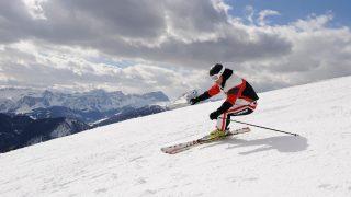 Taubers Wanderhotel Skifahren©TVB Kronplatz