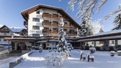 Verwöhnhotel Chesa Monte Winter©Rene Marschall
