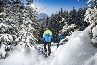 Verwöhnhotel Kristall Schneeschuhwandern©Achensee Tourismus
