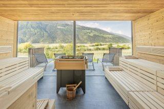 Vinschgerhof Sauna