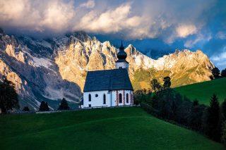 Vitalhotel Post Landschaft