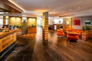 Hotel Waldhof Eingang