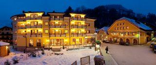 Wanderhotel Alte Post Winter