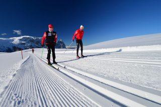 Artnatur Dolomites Langlaufen