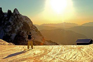 Artnatur Dolomites Skifahren