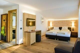 Artnatur Dolomites Zimmer