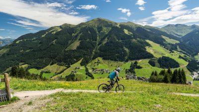 Wanderhotel Glemmtalerhof Biken