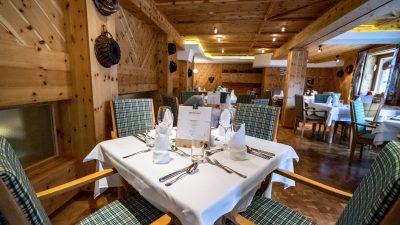 Wanderhotel Glemmtalerhof Restaurant
