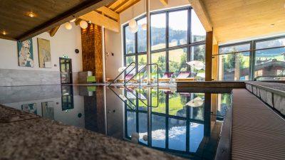 Wanderhotel Glemmtalerhof Schwimmbad