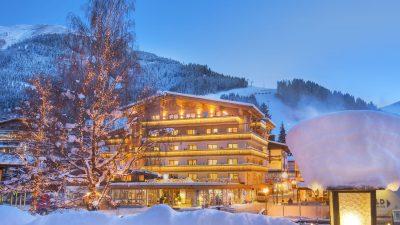 Wanderhotel Glemmtalerhof Winter