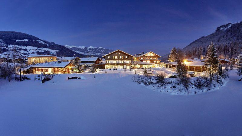 Wanderhotel Kirchner Winter