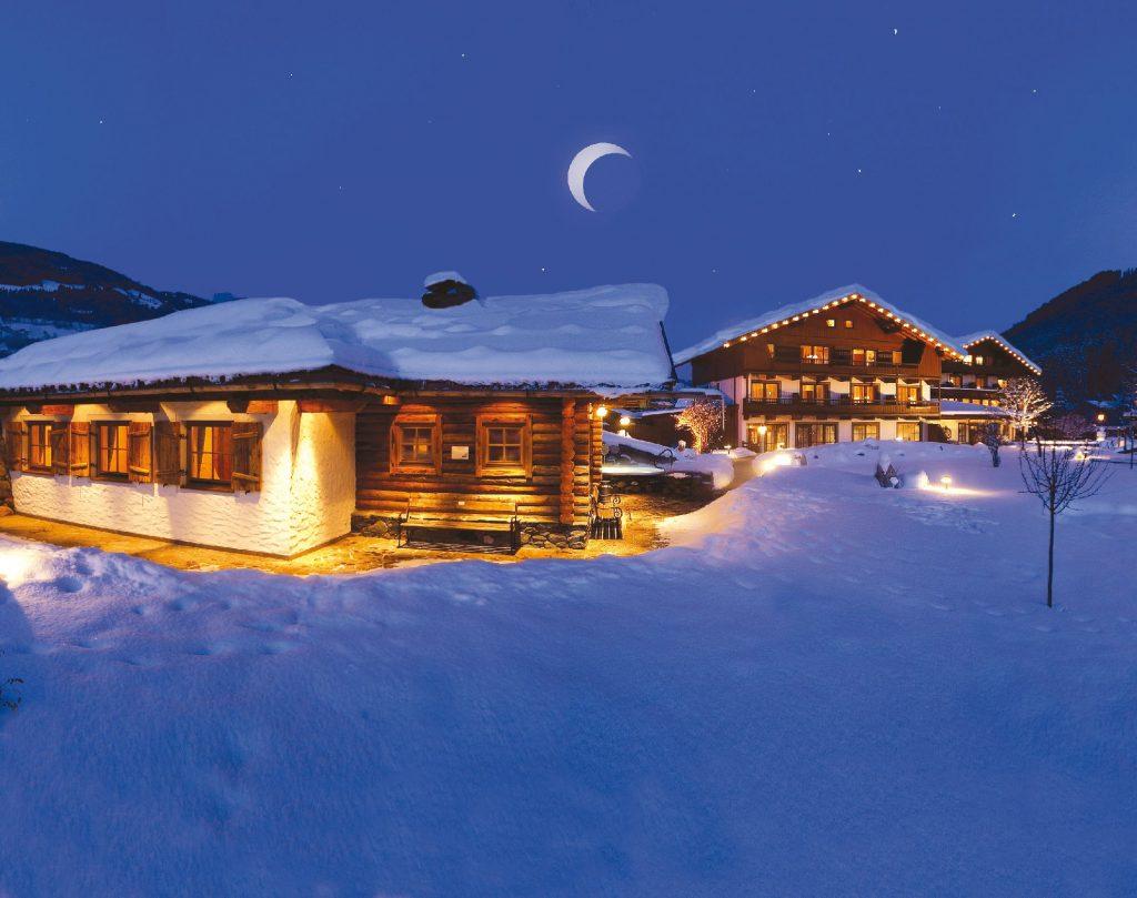 Wanderhotel Kirchner Winterurlaub