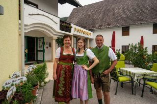 Wanderhotel Poppengut Gastgeber