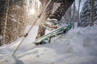 Wanderhotel Poppengut Schneeschuhe©Johannes Kernmayer