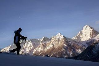Wanderhotel Poppengut Winterwandern©Johannes Kernmayer