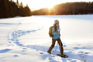Wanderhotel Regina Schneeschuhwandern