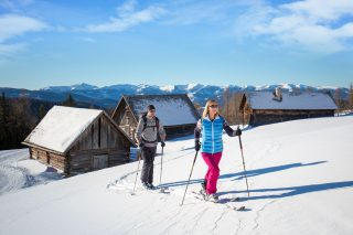 Wanderhotel Steffner-Wallner Skitour