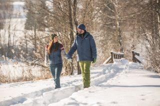 Wanderhotel Steffner-Wallner Winterwandern