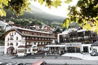 Wellnesshotel Traube Post Vinschgau©Raggl