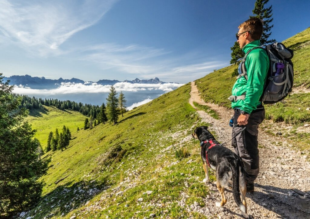 Wandern mit Hund Wanderhotels