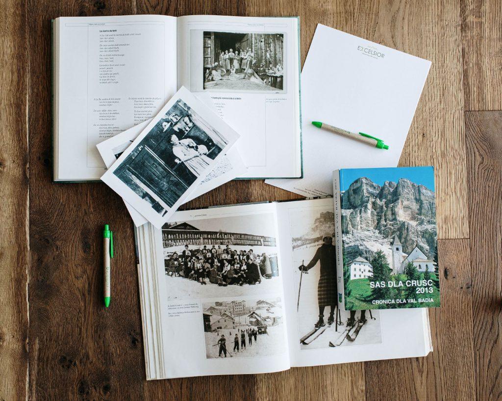 Excelsior Dolomites Ladinisch für Anfänger